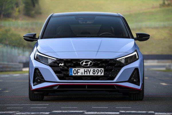 Hyundai i20 N: Mit 204 PS nicht schwerer als die Rallyeversion