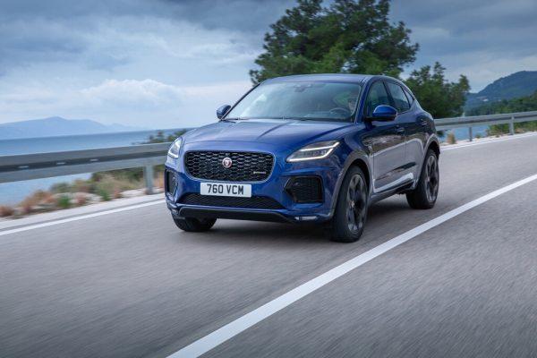 Jaguar E-Pace: Verfeinert und elektrifiziert