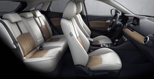 Mazda CX-3 Sondermodell Homura.