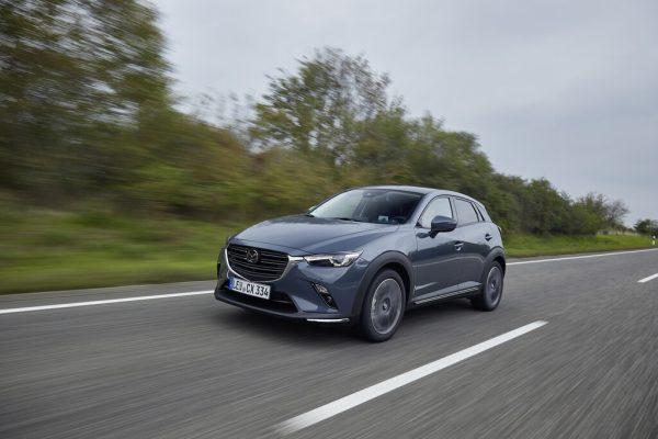 Mazda CX-3: Gesund geschrumpft