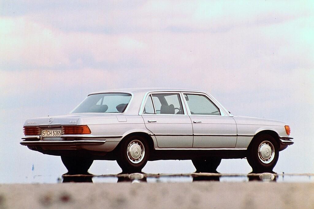 Mercedes-Benz S-Klasse (1972–1979).