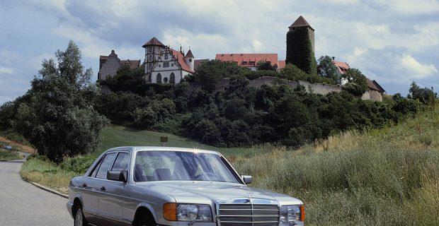 Mercedes-Benz S-Klasse (1979–1990).