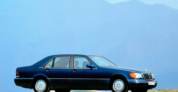 Mercedes-Benz S-Klasse (1990–1998).