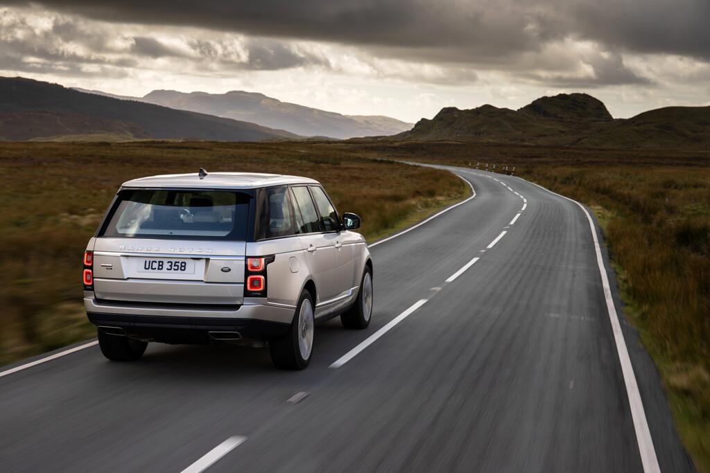 Range Rover D350