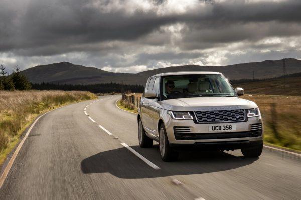 Range Rover und Range Rover Sport D350 MHEV