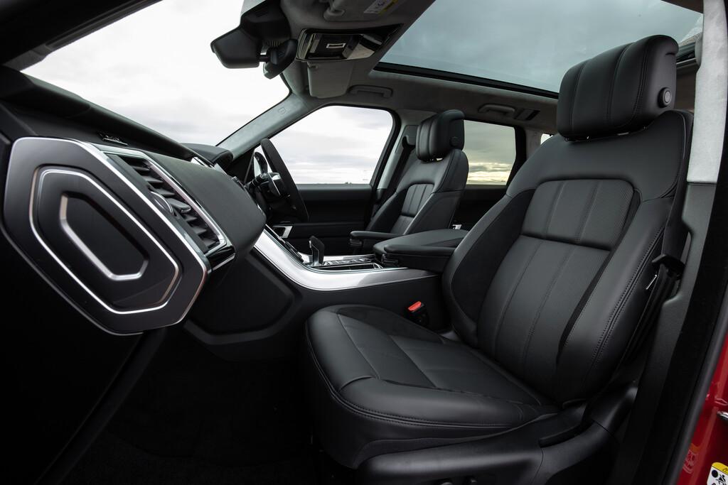 Range Rover Sport D350