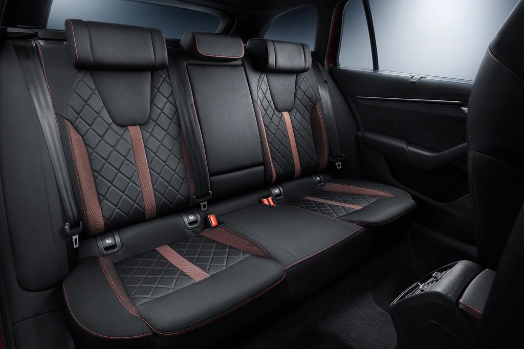 Skoda Octavia RS.