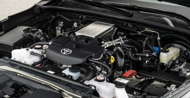 Toyota Hilux Invincible.