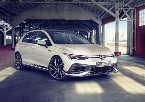 Volkswagen Golf GTI Clubsport gelauncht