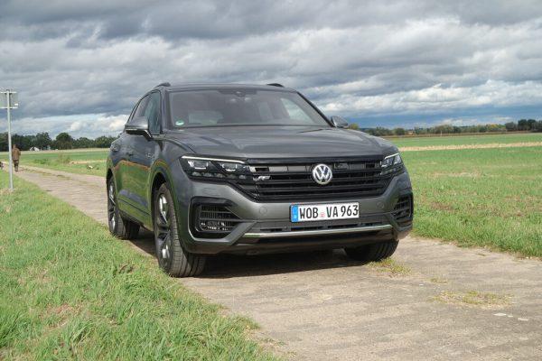 Volkswagen Touareg V8 TDI: Ist der Ruf erst ruiniert,…