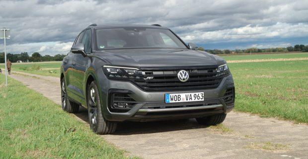 Volkswagen Touareg 4.0 V8 TDI