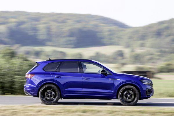 Volkswagen Touareg macht auf Hybrid