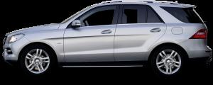 Mercedes-Benz ML SUV (BM 166)