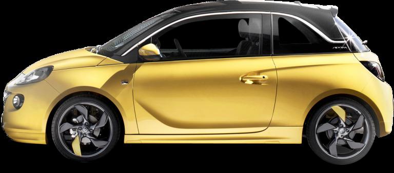 Opel Adam Limousine