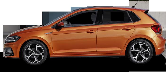 Volkswagen Polo VI Limousine (AW1)