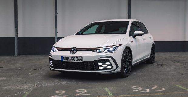 """""""Deutsches Auto des Jahres 2021"""" in der Kompaktklasse: Volkswagen Golf."""