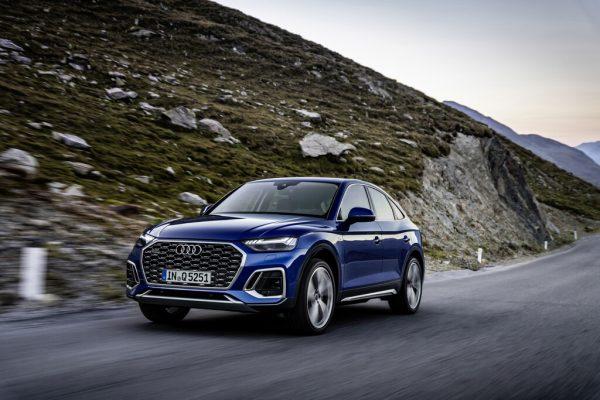 Audi Q5 kommt nächstes Jahr als Sportback