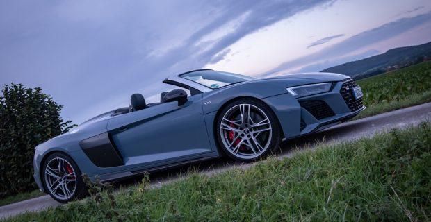 Audi R8 Spyder V10 Performance