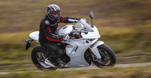 Ducati Supersport 950 nähert sich der Panigale V4 an