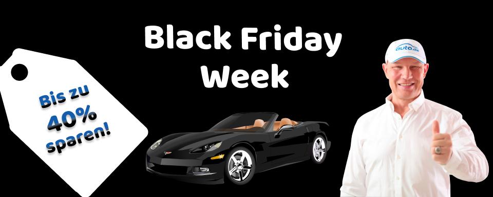 Black Friday Week auto.de