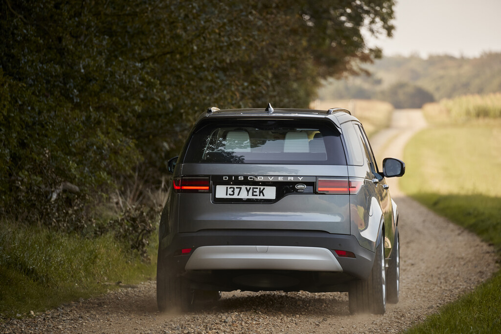 Land Rover Discovery R-Dynamic