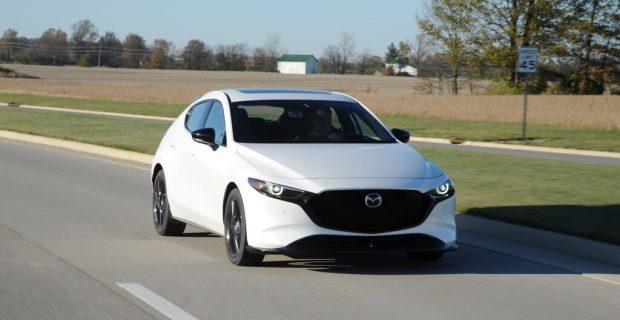 Mazda 3 Turbo: Power für den schönen Japaner