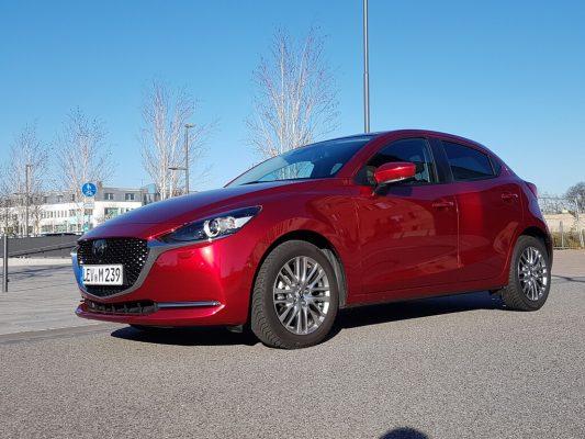 Mazda2: Flotter Auftritt mit sanftem Gemüt