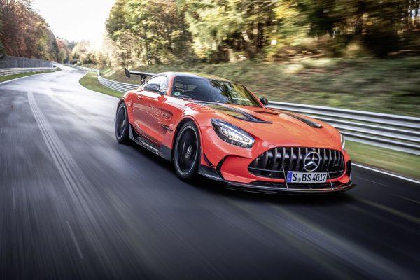 Mercedes-AMG GT Black Series: schnellstes Auto auf dem Nürburgring