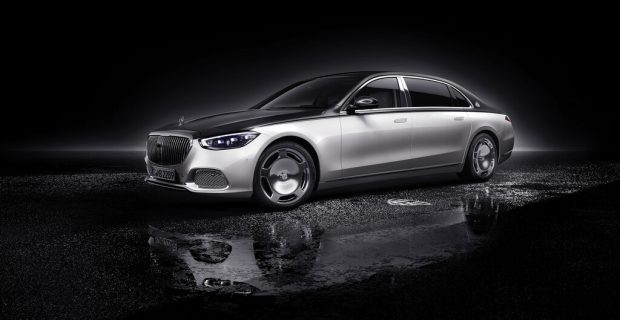 Mercedes-Maybach S-Klasse: Mehr geht nicht