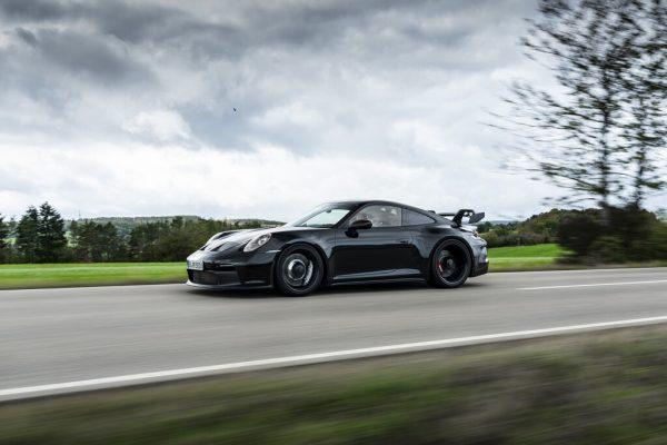 Porsche 911 GT3: Reiner, aggressiver und überzeugender
