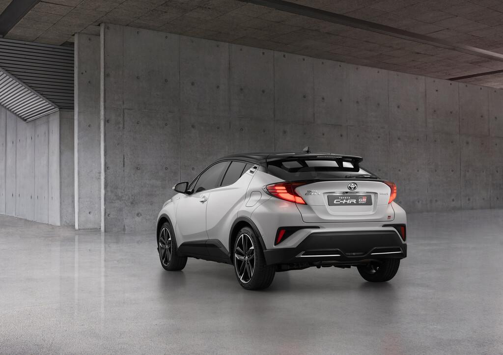 Toyota C-HR GR Sport