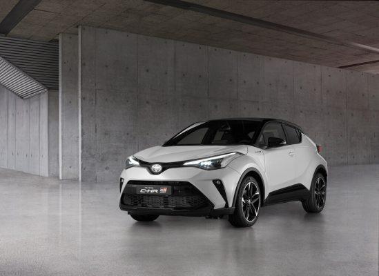 Toyota C-HR bekommt zwei neue Ausstattungslinien