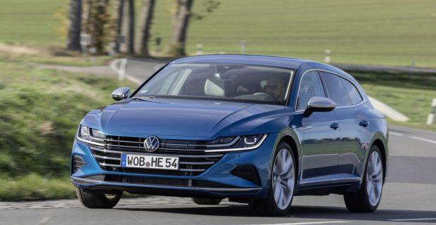 Volkswagen Arteon ab 51.064 Euro als Plug-in-Hybrid