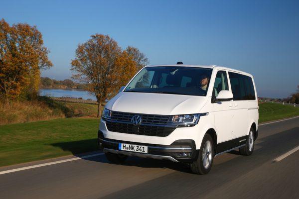 Volkswagen Multivan endlich auch als Pan Americana