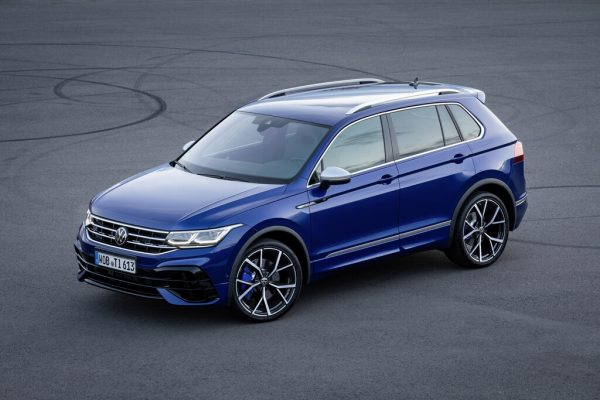 Volkswagen Tiguan R: 320-PS-Version kommt