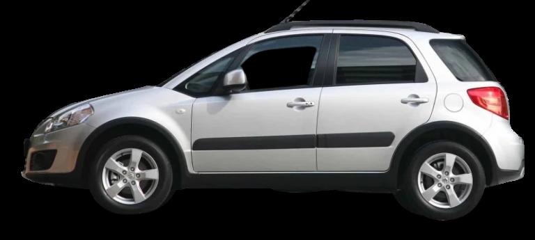 Suzuki SX4 SUV (RW/EY)