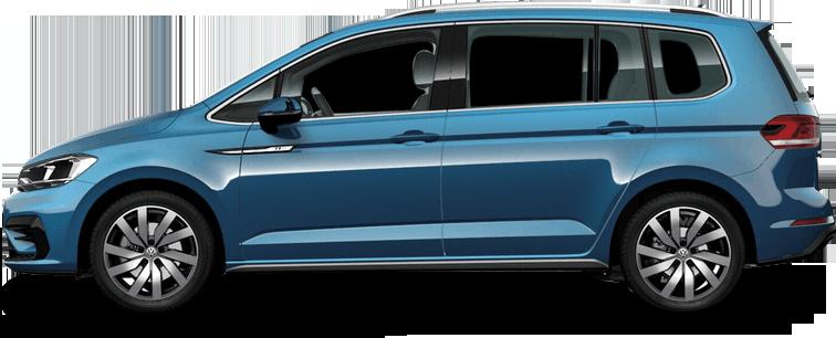 Volkswagen Touran Van (5T1)