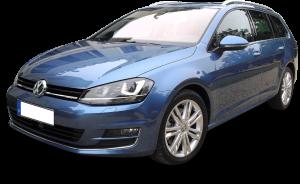 Volkswagen Golf VII Variant (BA5)