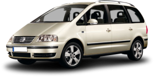 Volkswagen Sharan Van (7M6/7M9)