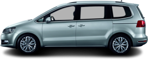 Volkswagen Sharan Van (7N1)