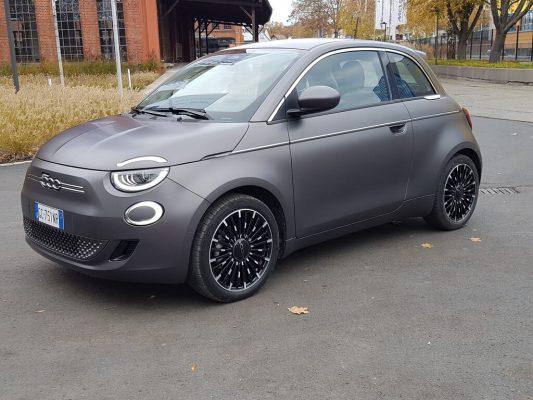 Fiat 500e: Im Wandel der Zeit