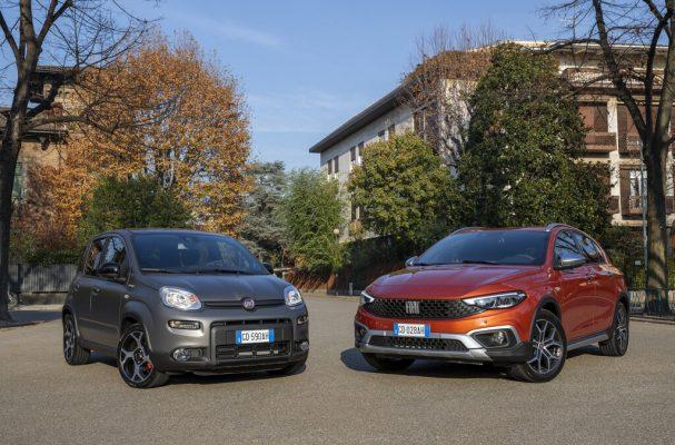 Fiat Panda Sport und Fiat Tipo Cross