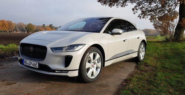 Jaguar I-Pace: Schneller laden und freier atmen