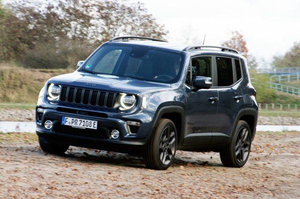 Fahrbericht Jeep Renegade 4xe: Abgasfrei in Gelände und Sperrzonen