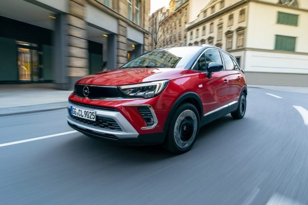 Vorstellung Opel Crossland: Tausche X gegen Vizor