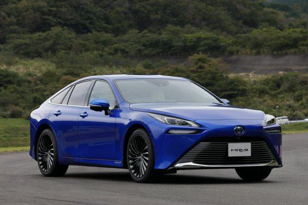 Toyota Mirai: Beim Absatz mit Faktor zehn