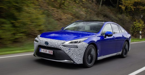 Toyota Mirai: Brennstoffzelle zum Schnäppchenpreis