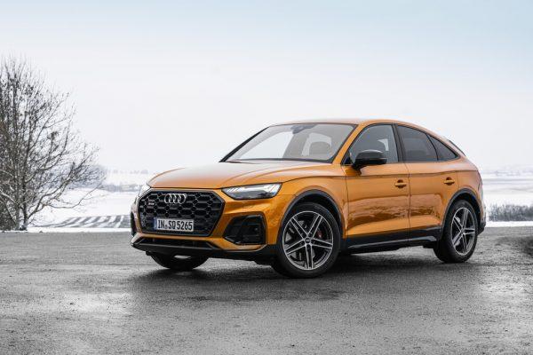 Fahrvorstellung Audi SQ5 TDI Sportback: Diesel statt Otto