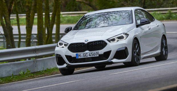 Fahrbericht BMW M235i Gran Coupé x-Drive: Ein Tastendruck genügt