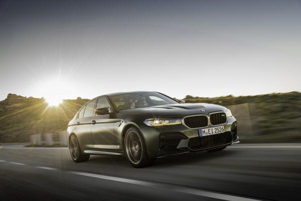 Vorstellung BMW M5 CS: Sammlerstück mit extremer Leistung